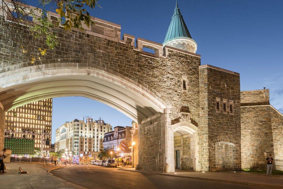 Quebec City amazing history