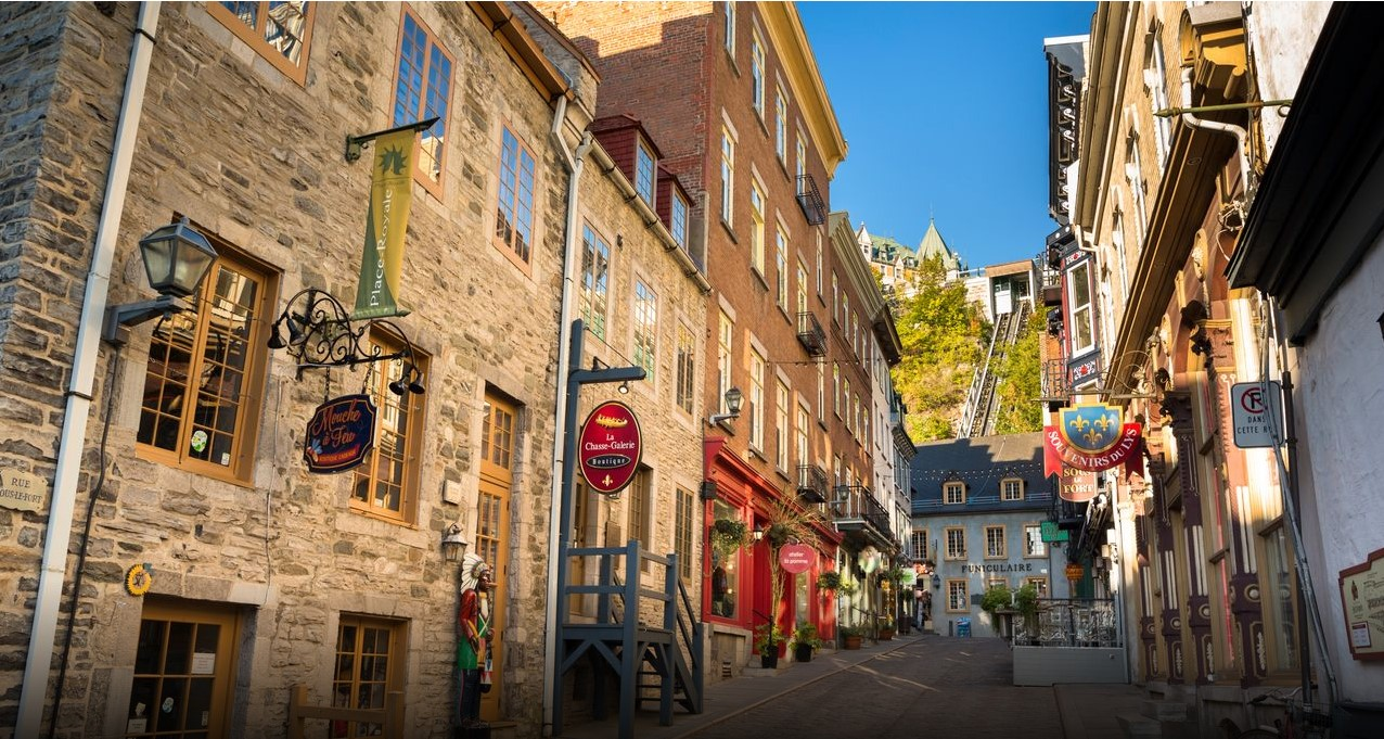 What Quebec City has to offer you