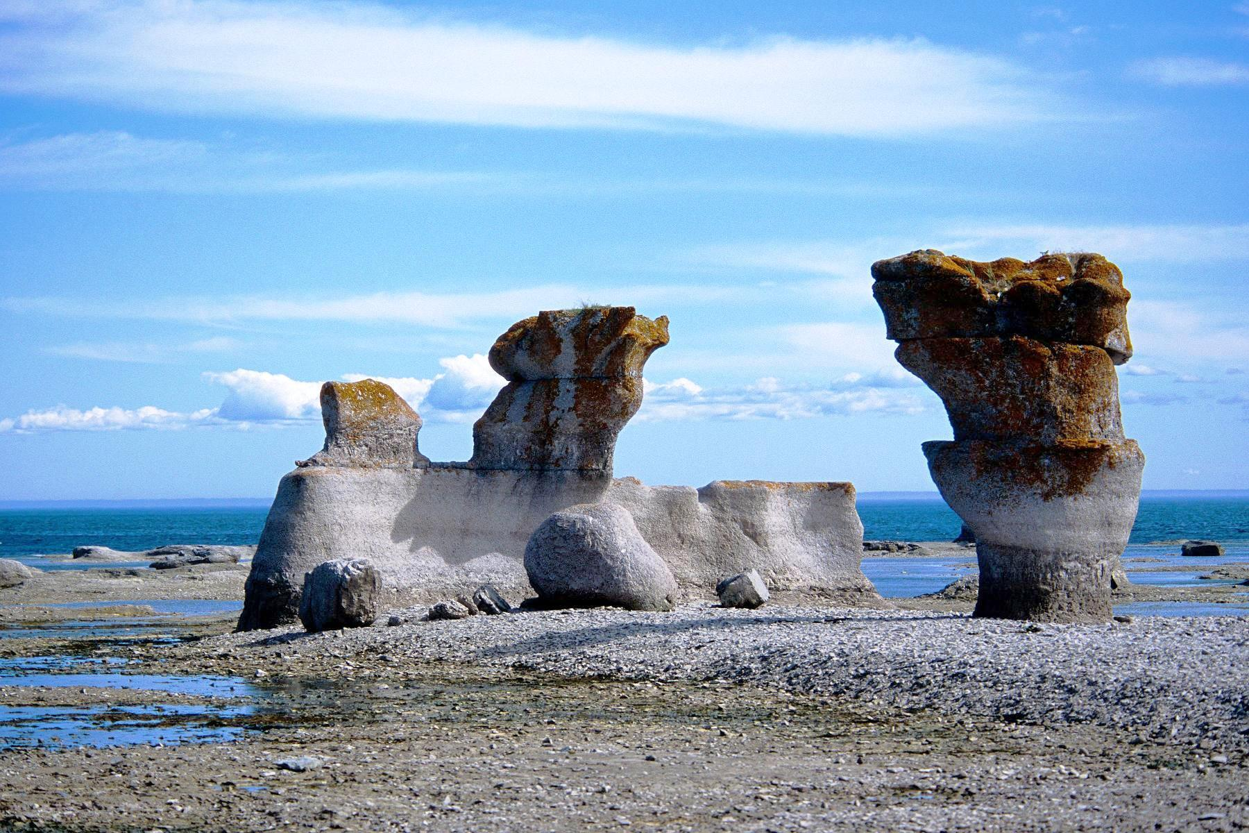 How to visit Mingan Archipelago National Park Reserve ?